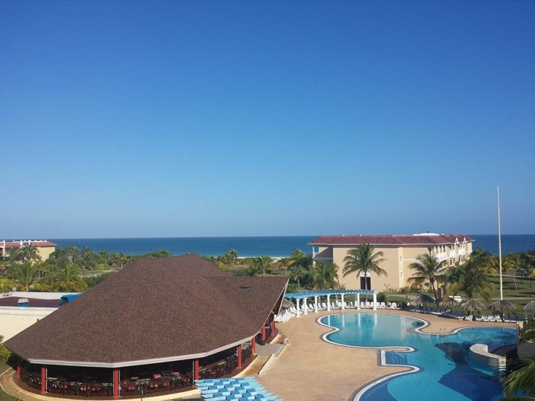 Balcony shot from Cuba